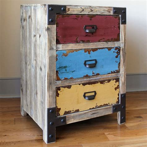 multi coloured painted chest of drawers 613 best for the beach house images on beach