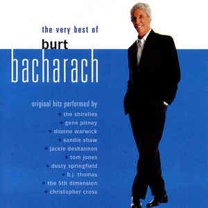 the best of burt bacharach burt bacharach the best of burt bacharach cd at
