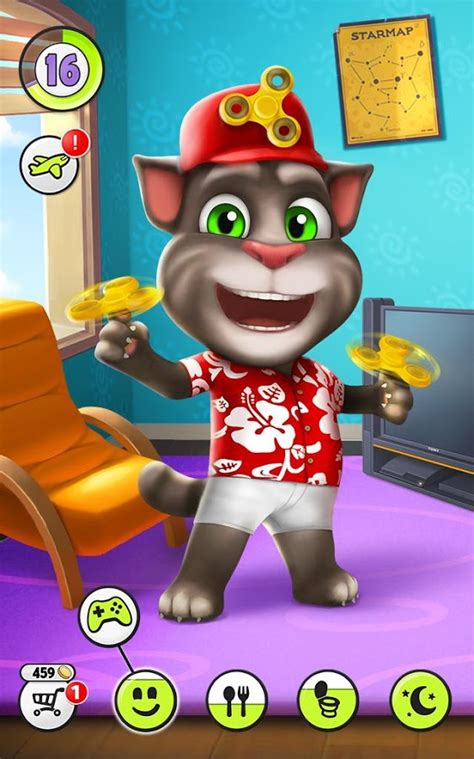 My Tom my talking tom 4 4 1 28 apk android casual