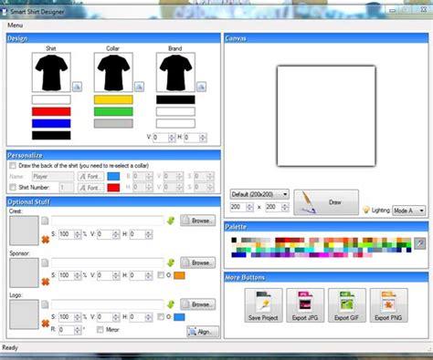 aplikasi desain kaos online gratis aplikasi untuk desain kaos futsal kaos