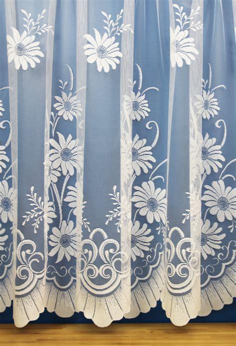 Daisy Standard Heights Net Curtain Net Curtains From