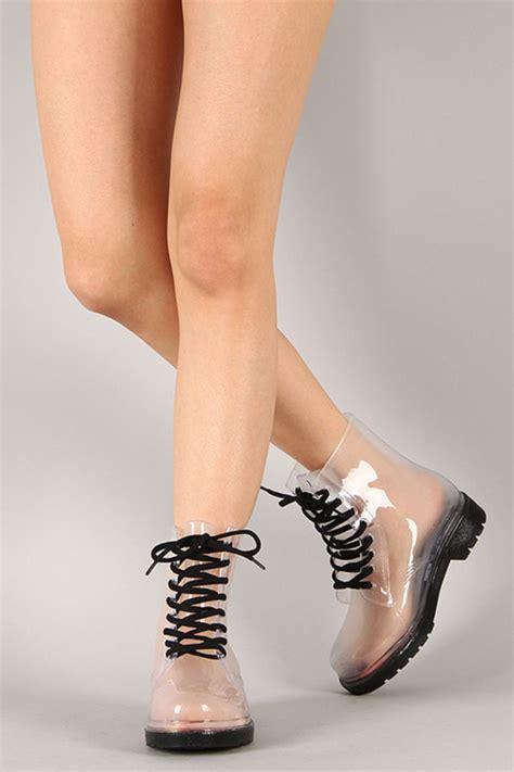 seethru boots 100 bakers footwear