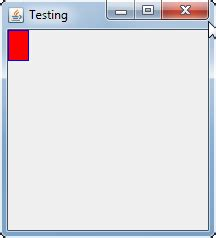 java swing rectangle java do we have to import something to use draw