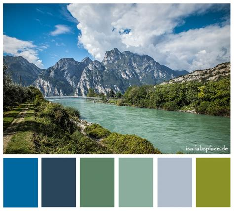 color green inspiration isa place