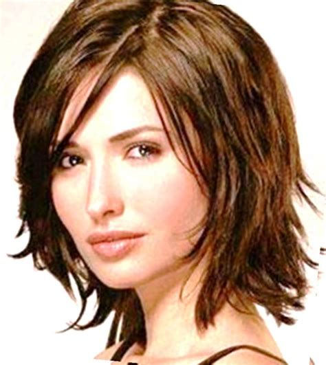 medium length wash wear hairstyles short hairstyles no fuss short hairstyle 2013