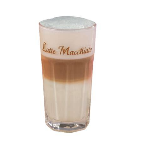 Gelas Latte latte macchiato glas