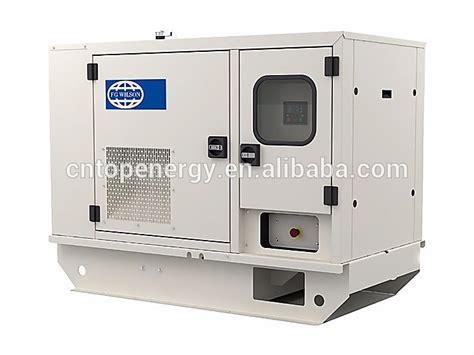 bio fuel generator fg wilson gas generator 70kva stanby