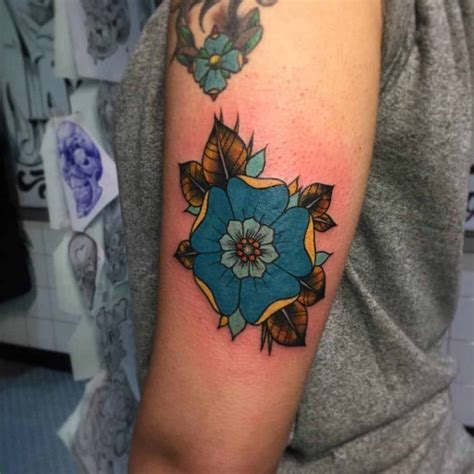 tattoo flower neo traditional neo traditional flower tattoo best tattoo ideas gallery