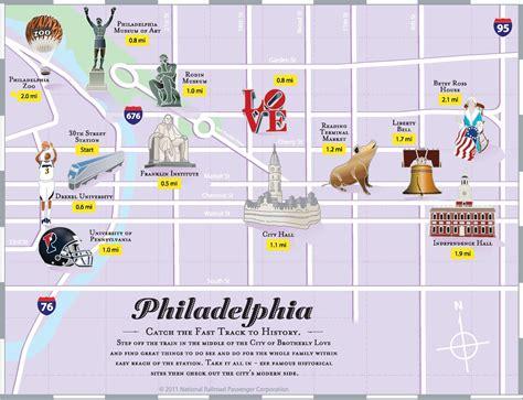 usa philadelphia map maps update 1200576 philadelphia tourist map 12