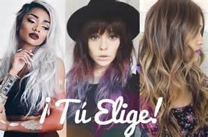 color de pelo las 10 tendencias de color 2016 cabello