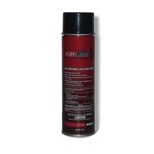 bedlam bed bug spray aerosol 17 oz