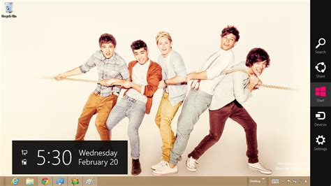 One Direction Themes For Windows 8 1 | one direction windows 7 and windows 8 theme ouo themes