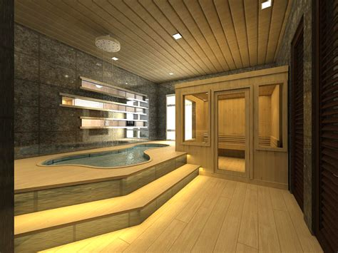 Sauna Design Ideas by Sauna Design Ideas Favourite Big Pool Next To It Downstairs So If You Snow Then Its