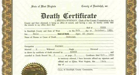 Records Of Deaths The Value Of Records In Genealogy Research