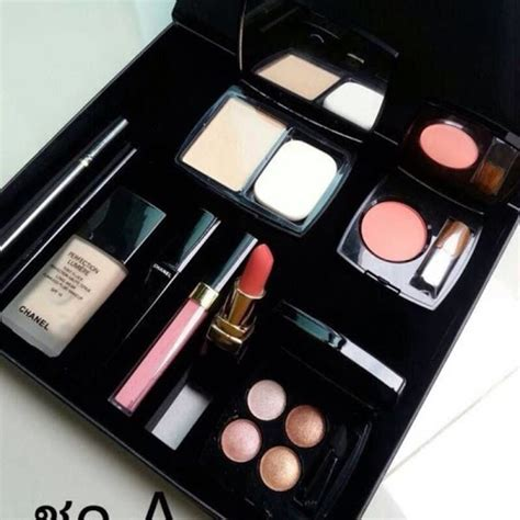 Harga Chanel Makeup Set Original fuh network