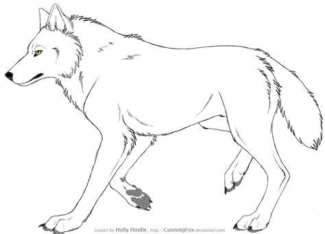 Coloriage 195 Dessiner Loup Orianne Lallemand