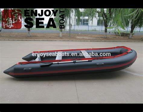 round inflatable boat for sale zodiac style pvc material hull aluminum floor inflatable