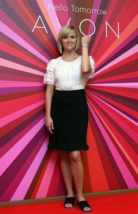 Reese Witherspoon Is An Avon by Reese Witherspoon In Reese Witherspoon Attends Avon And