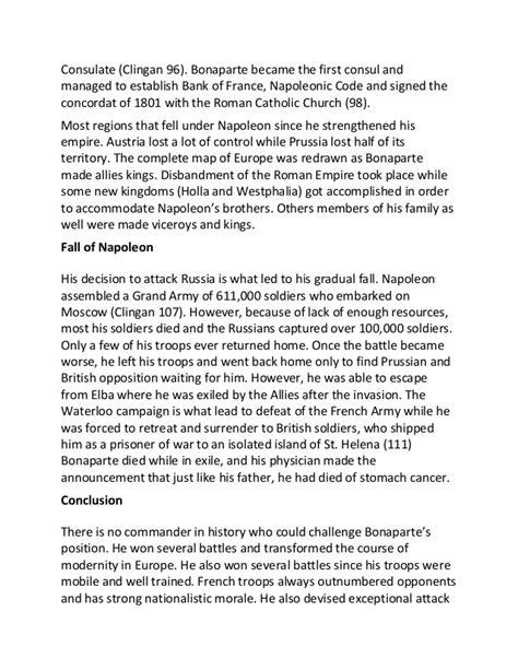 napoleon bonaparte biography essay napoleon bonaparte essays courseworkbook x fc2 com