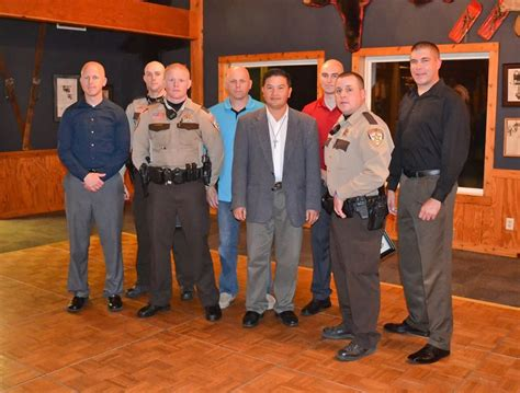 Isanti County Sheriff S Office by Badge Of Honor Awards Given In Chisago County News