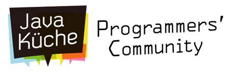 kuche logo コミュニティについて java k 252 che