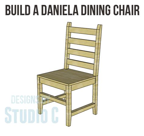 build dining room chairs build a daniela dining chair designs by studio c