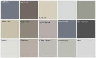 grey paint colors paint palettes pinterest paint