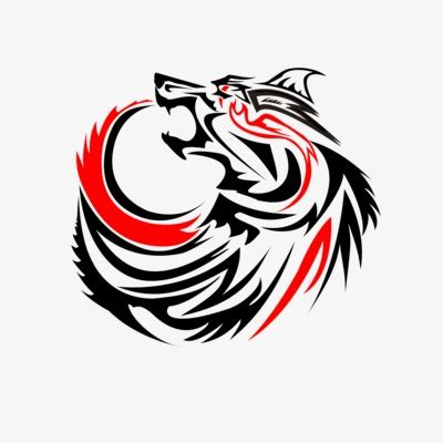 lobo logo wolf logo black png image para descarga gratuita