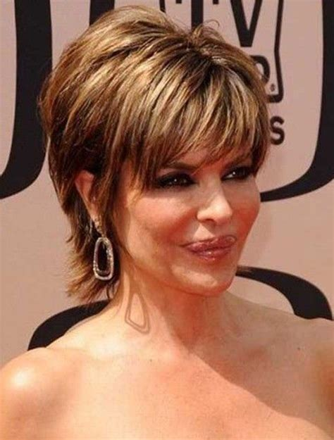 short haircuts straight capless synthetic hair wig