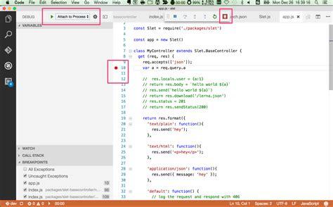 node js mocha tutorial node js 调试方法 axl234 博客园