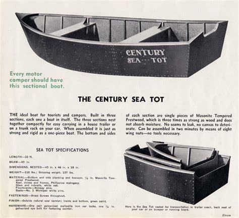 century boats history history century boats