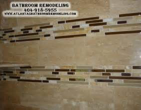 bathroom tile border ideas suwanee ga bathroom remodelers bathroom remodeling