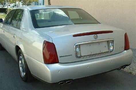 Cadillac Deville History 2000