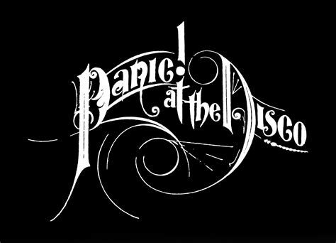 Panic At The Disco Panic At The Disco Logo Panic At The Disco Symbol
