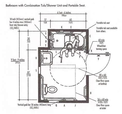 disabled bathrooms australian standards fiberglass tub shower units