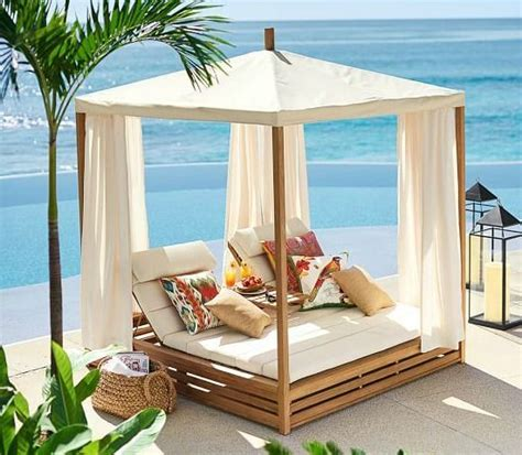 Outdoor Cabana Bed by Best 25 Cabana Ideas Ideas On Pool Cabana Cabana And Outdoor Cabana