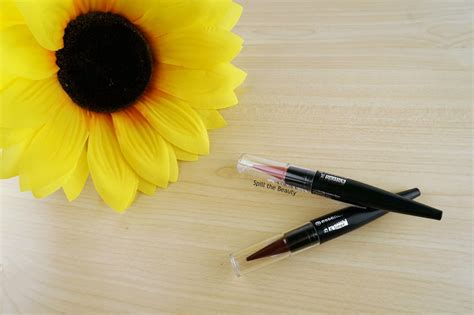 2 In 1 Lipstick Lip Liner essence 2 in 1 lipstick liner in vintage and