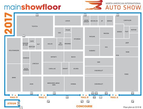 what we so far about the 2017 detroit auto show