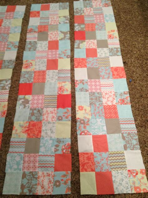 Easy Patchwork Quilt Patterns Beginners - free quilt patterns for beginners with this step by step