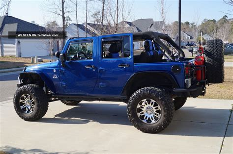 jeep sahara lifted lifted 2009 jeep wrangler unlimited sahara