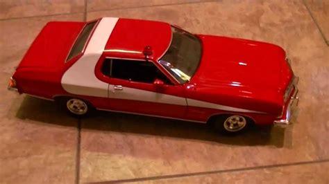 Hutch Music Starsky Amp Hutch Ford Torino 1 18 Tv Show And Movie Car