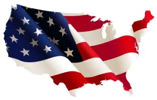usa flag map png clipart cliparts co