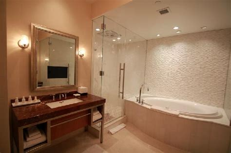 bathrooms com reviews bathroom picture of hotel32 at monte carlo las vegas