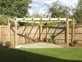 Building An Arbor Over A Patio A D Landscapes Ltd Pergolas Garden Design And Landscaping