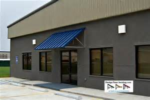 commercial building awnings projects gallery of awnings