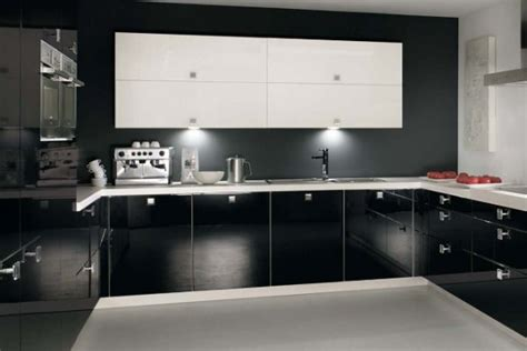 Black Kitchens Designs Cabinets For Kitchen Black Kitchen Cabinets Design