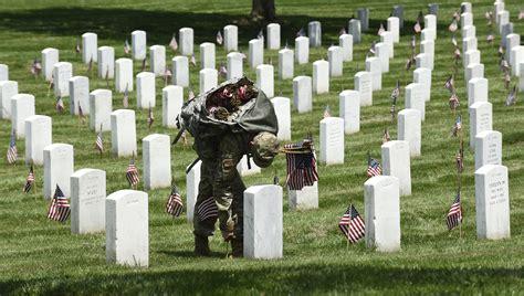 Arlington Records Arlington National Cemetery Memorial Day Images