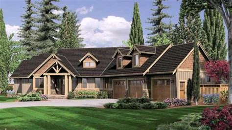ranch style house plans with basement