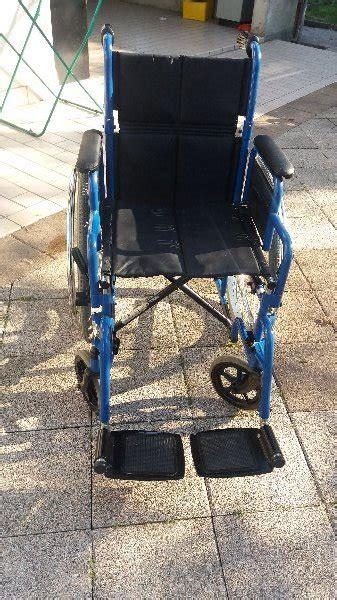 sedia a rotelle usata vendo sedia a rotelle a venezia in veicoli annunci subito it
