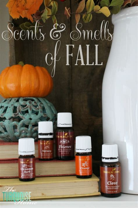 fall scents the scents and smells of fall the turquoise home